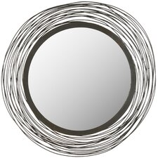 "21"" H x 21"" W Wired Wall Mirror"