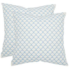 Nikki Cotton Decorative Pillow (Set of 2)