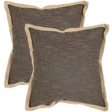 Madeline Linen Decorative Pillow (Set of 2)