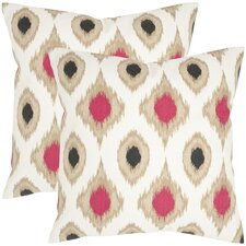 Miranda Cotton Decorative Pillow (Set of 2)