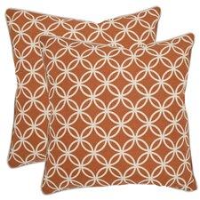 Alice Cotton Decorative Pillow (Set of 2)
