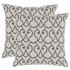 Kyle Cotton / Linen Decorative Pillow (Set of 2)