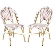Salcha Stacking Dining Chair (Set of 2)