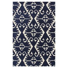 Wyndham Royal Blue/Ivory Rug