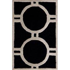 Cambridge Black/Ivory Area Rug