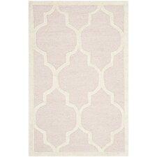 Cambridge Light Pink / Ivory Area Rug
