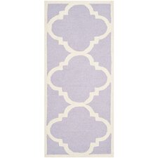 Cambridge Lavander / Ivory Rug