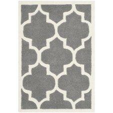 Chatham Dark Grey/Ivory Moroccan Area Rug