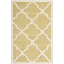 Chatham Light Gold / Ivory Rug