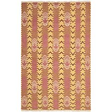 <strong>Safavieh</strong> David Easton Pink Amber Rug