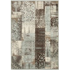 Paradise Light Blue / Anthracite Rug