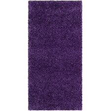 Milan Shag Purple Rug