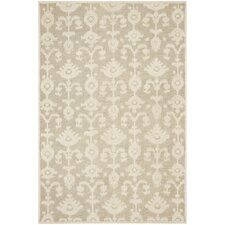Tibetan Beige Outdoor Area Rug