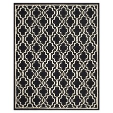 Cambridge Black / Ivory Rug