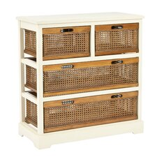 Jackson 4 Drawer Storage Cabinet I