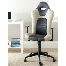 <strong>Safavieh</strong> Belinda Excutive Office Chair
