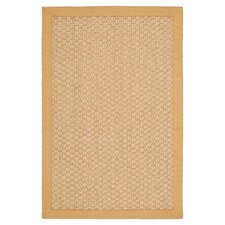 Natural Fiber Maize Sisal Rug