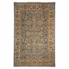 Old World Kerman Blue Rug