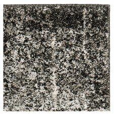 <strong>Safavieh</strong> Retro Black/Light Grey Rug