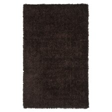 Paris Shag Chocolate Rug