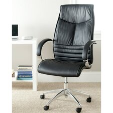 <strong>Safavieh</strong> Martell Excutive Office Chair