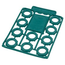 10 Count Vinyl Hose Washer