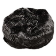 Fuzzy Fur Bean Bag Chair