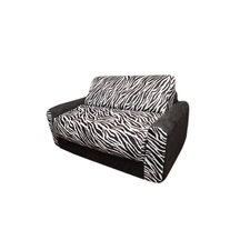 Micro and Zebra Kid's Sleeper Sofa