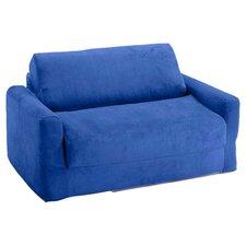 Micro Suede Kid's Sofa Sleeper