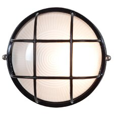 Nauticus Bulkhead 1 Light Wall Sconce