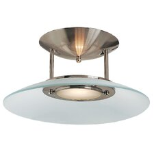 Argon Semi Flush Mount
