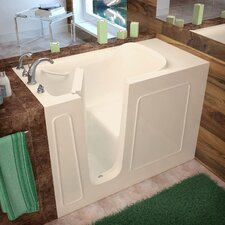 "Santa Fe 53"" x 26"" Soaking Walk-In Bathtub"
