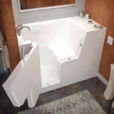 "Mohave 53"" x 29"" Soaking Wheelchair Accessible Walk-In Bathtub"