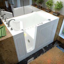 "Ashton 53"" x 30"" Air Jetted Walk-In Bathtub"
