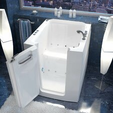 "Durango 38"" x 32"" Air Jetted Walk-In Bathtub"