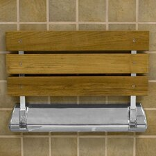 Tilt-Up Shower Seat
