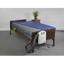 Low Air Mattress and Alternating Pressure Mattress System