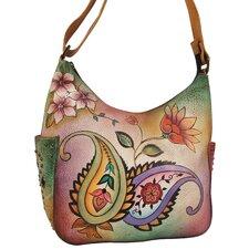 Jaipur Paisley Hobo Bag