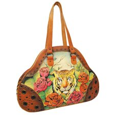 Extra Tiger Love Shopper Tote Bag