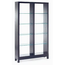 "Massimo Double 75.5"" Bookcase"