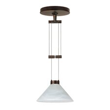 <strong>Besa Lighting</strong> Kona 1 Light Pendant