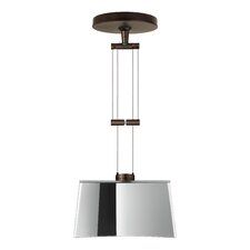 Groove 1 Light Mini Pendant