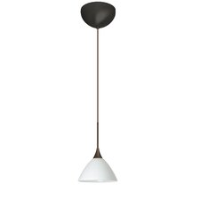 <strong>Besa Lighting</strong> Domi 1 Light Mini Pendant