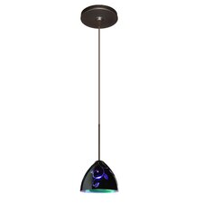 <strong>Besa Lighting</strong> Sabrina 1 Light Mini Pendant