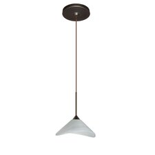 <strong>Besa Lighting</strong> 1 Light Mini Pendant