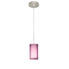 Pahu 1 Light Mini Pendant
