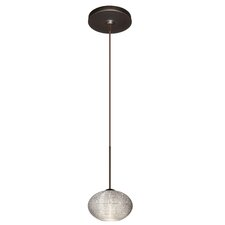 <strong>Besa Lighting</strong> Lasso 1 Light Mini Pendant