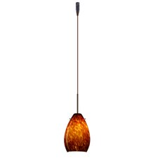 <strong>Besa Lighting</strong> Pera 1 Light Mini Pendant