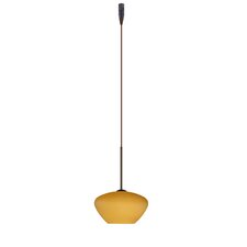 <strong>Besa Lighting</strong> Peri 1 Light Mini Pendant Element with Rail Adapter