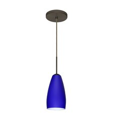 <strong>Besa Lighting</strong> Chrissy 1 Light Mini Pendant